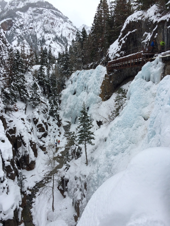 Ouray Ice Park: I love this place