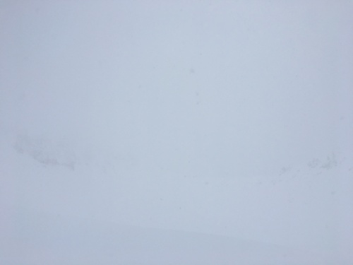 White-out conditions
